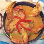 Laxmi's Delights Crab Curry for 2