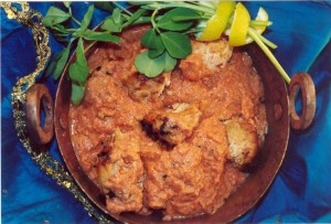 Laxmi's Butter Chicken