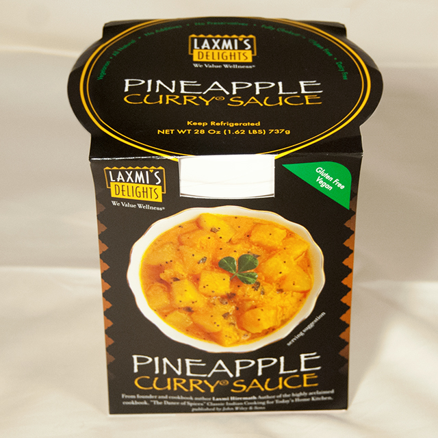 Pineapple Curry Sauce